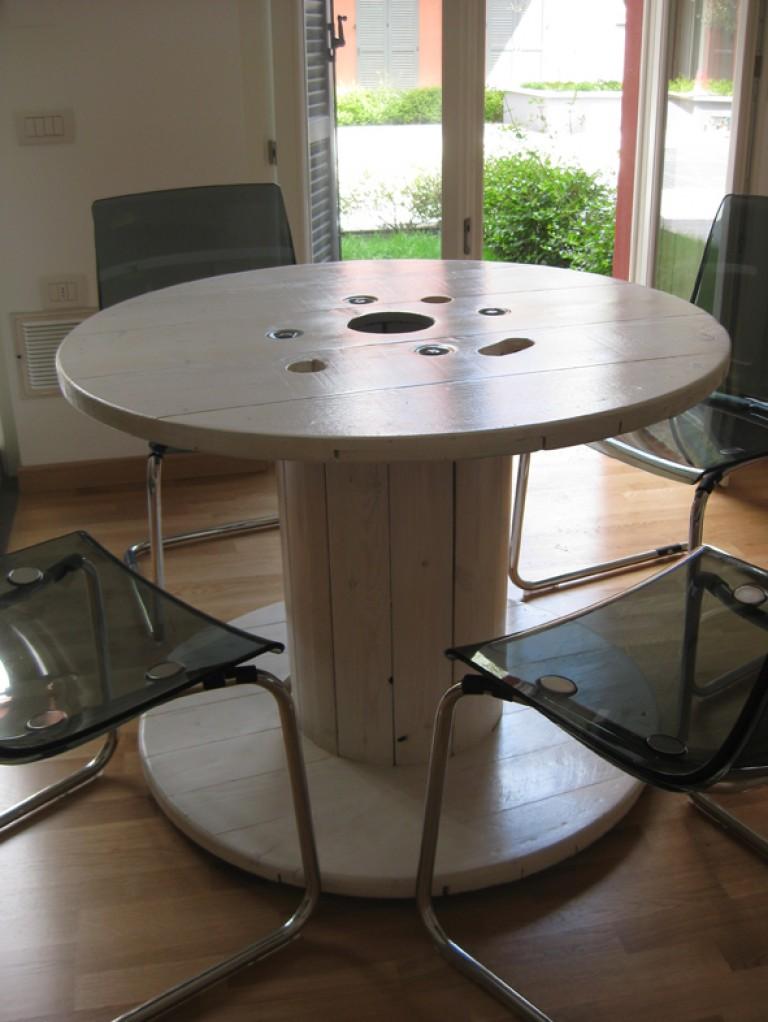 tavolo bobina