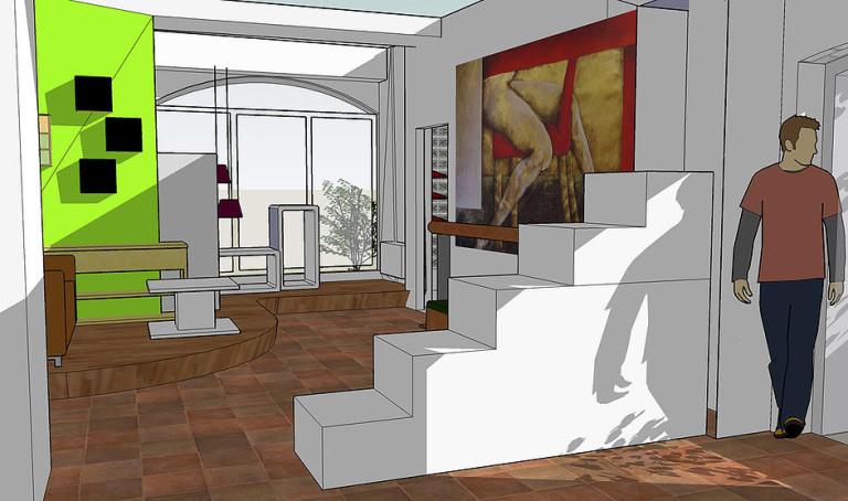 Studiofluido - Progetto Interior Design
